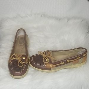 Sperry Topsider ladies Shoes Angelfish Anchors